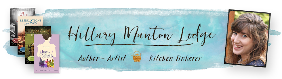 Hillary Manton Lodge Fiction