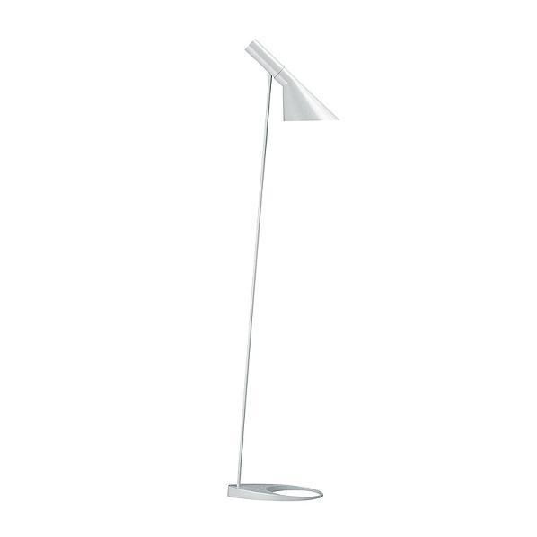 Arne Jacobsen gulvlampe til stuen