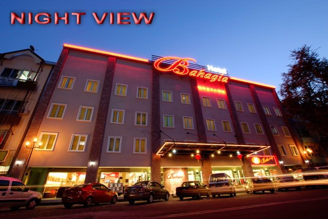 HOTEL BAHAGIA (town)