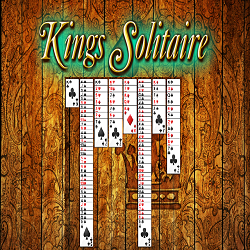 Kings Solitaire Card Game