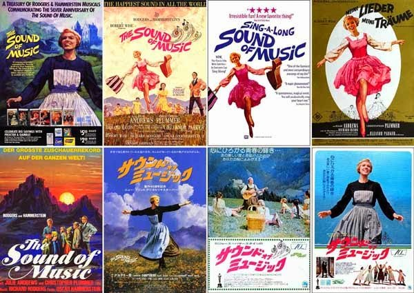 Top 50 movie musicals