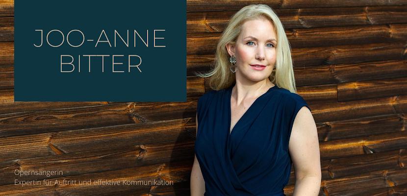 Joo-Anne Bitter