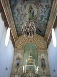 Altar e teto