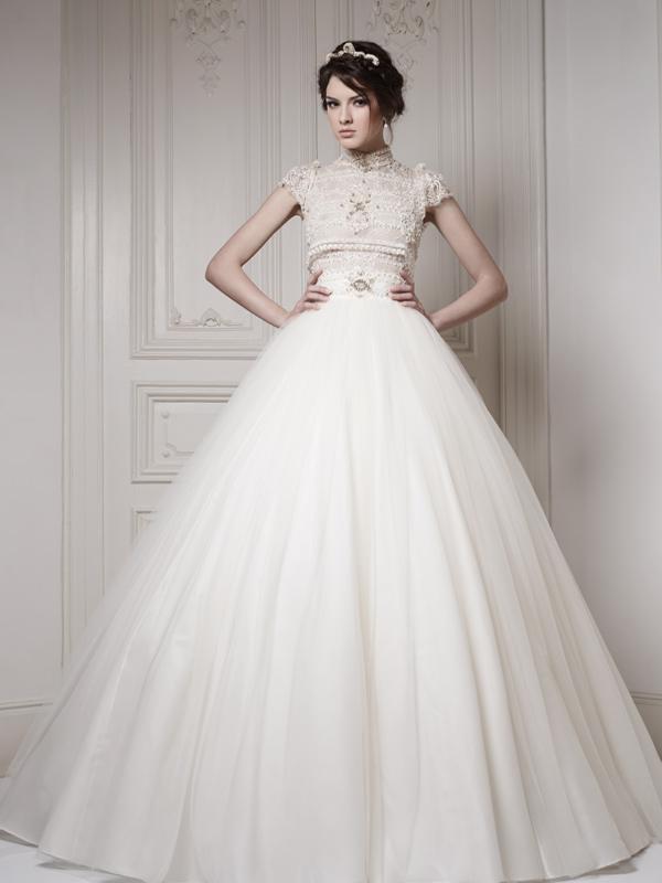 Bellos vestidos de novias | Colección Ersa Atelier