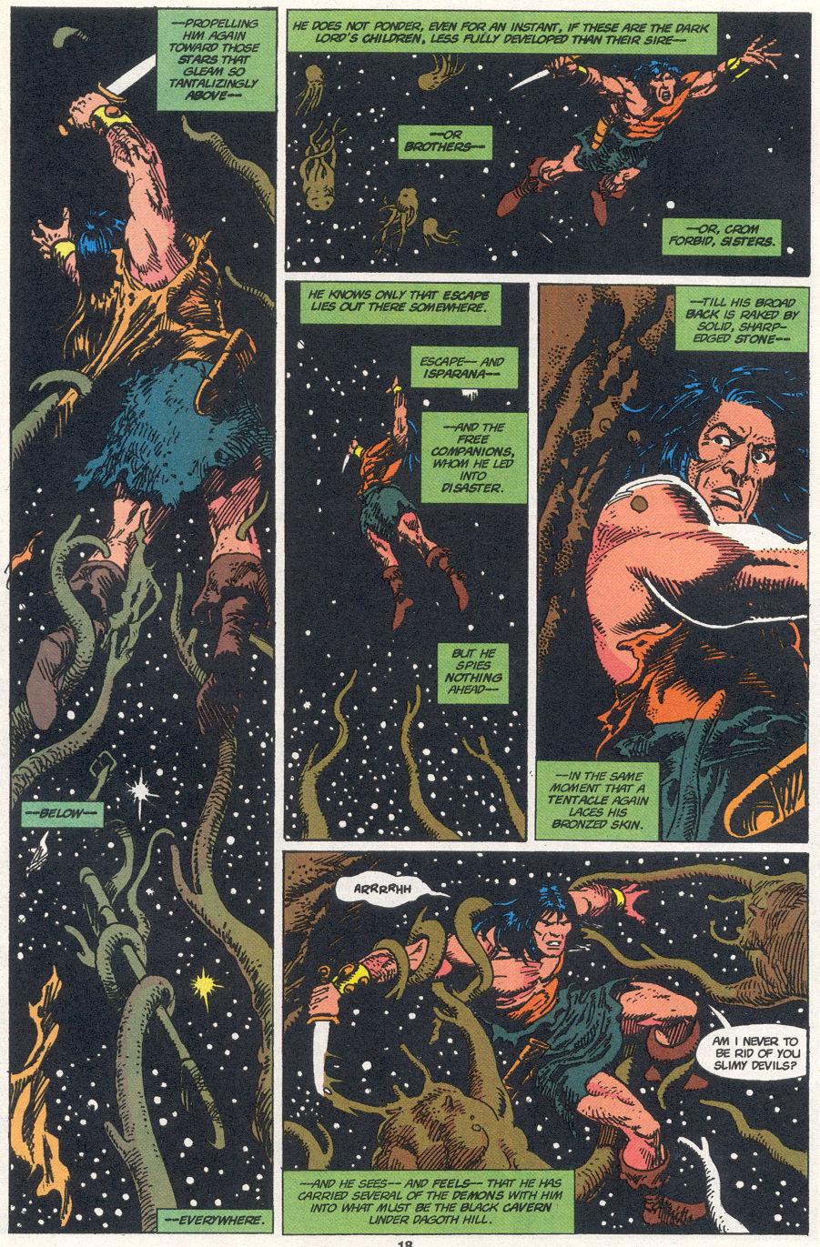 Conan the Barbarian (1970) Issue #272 #284 - English 14