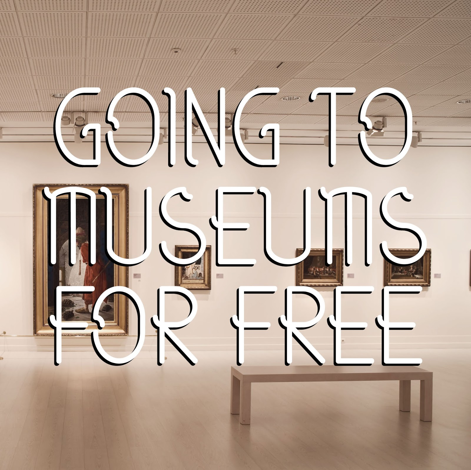 How to visit museums for free - a frugal traveler's guide! http://www.theartofcheaptravel.com/2014/08/free-museums.html