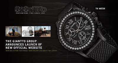 Giantto Luxe Top Picks | Giantto Timepieces: The Journey of Time.