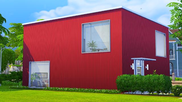 Sims 4 Hemnet Home