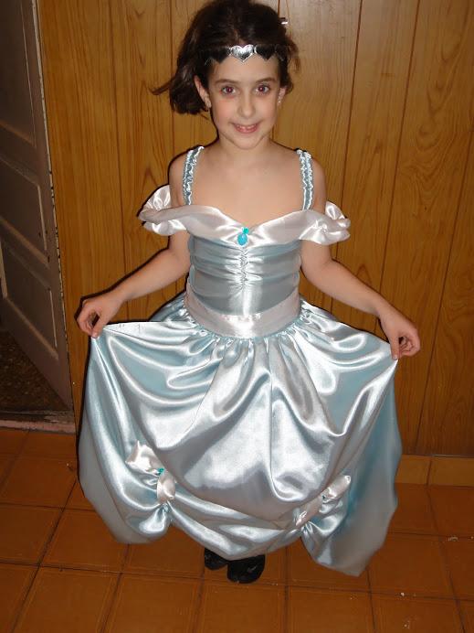 Vestido de Cenicienta