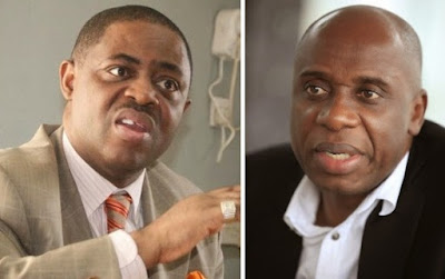 The Greatest Mockery Of Buhari's Govt Is The Confirmation Of Amaechi Says FFK