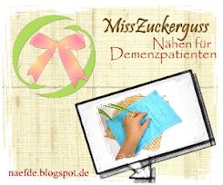 mein Zweitblog: NäfDe -> Nähen für Demenzpatienten
