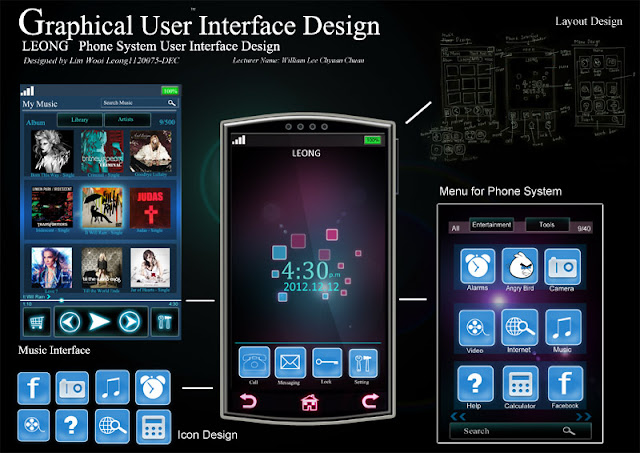 graphical user interface and lt Chapter 11 graphical user interfaces using this graphical interface, the user would be able to enter the total cost of a bill at a restaurant in the text box on.