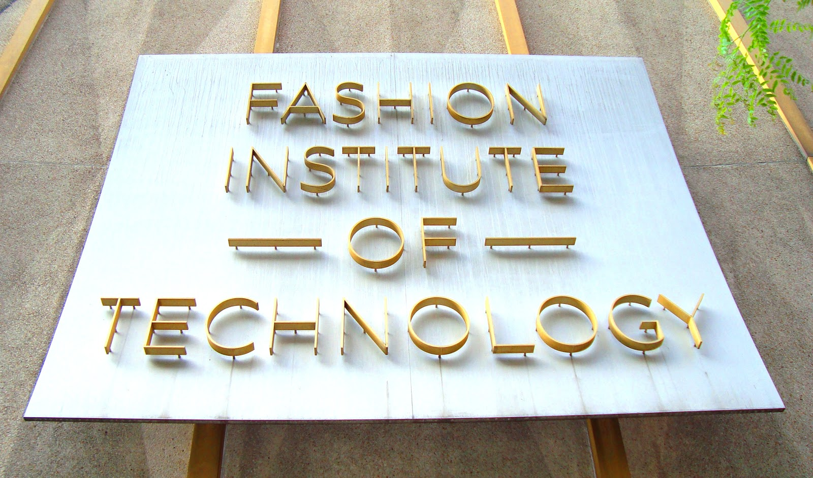 Fashion Institute Of Technology Campus Tour On the campus of the Fashion
