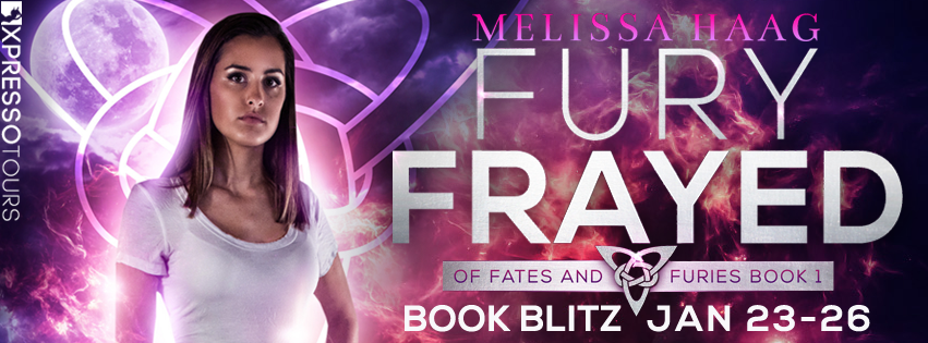 Fury Frayed Book Blitz
