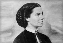 Clara Barton 1875