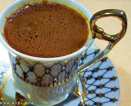 طريقة عمل القهوة التركية مطبخ منال العالم