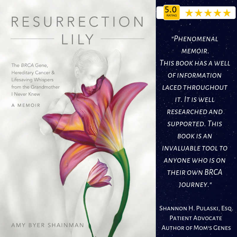 """BOOK REVIEW """"Resurrection Lily"""""""