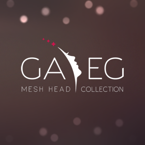 GA.EG Head Mesh Collection