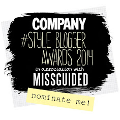 Nominate me for 'best fashion blog''
