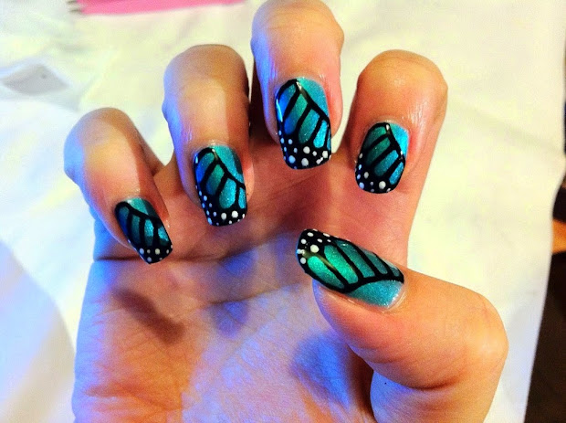 cute nail design - pccala