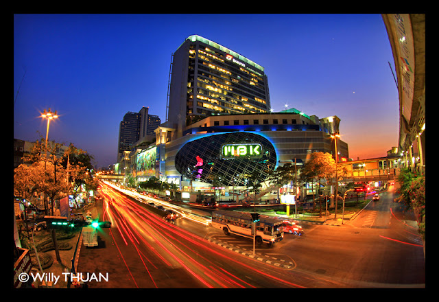 MBK Bangkok - MahBoonKrong Shopping Mall