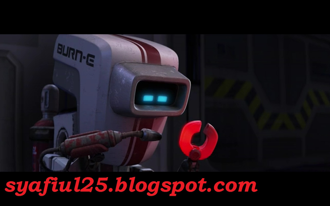 Download short Pixar Movie Burn-E HD