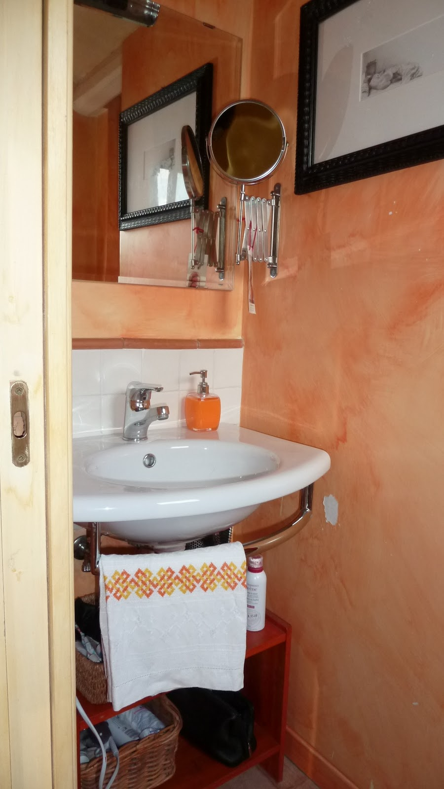 TIRIORDINO: mini bagno