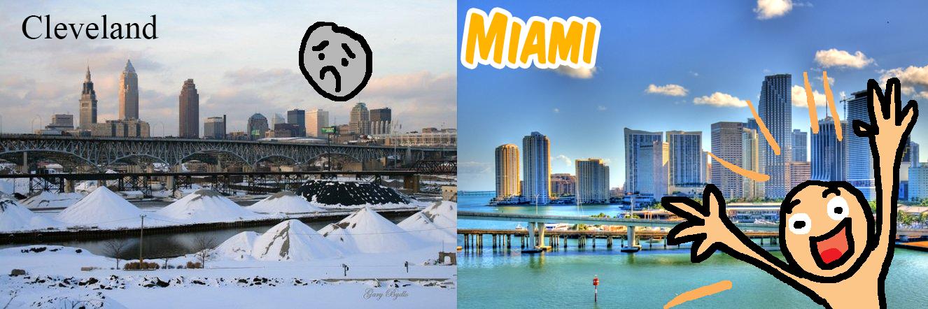 Donde Preferirían vivir?