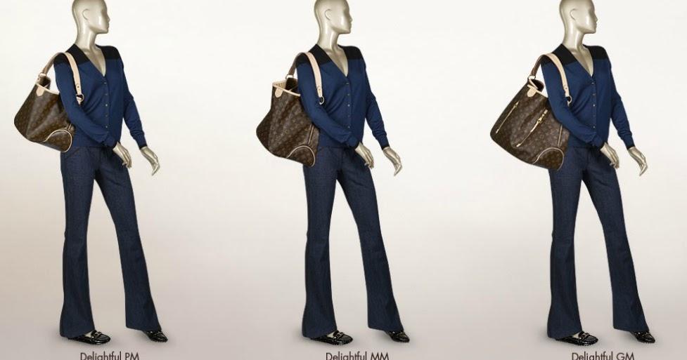 lv handbags lovers  compare size of louis vuitton delightful