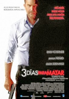 ver Tres dias para matar / 3 dias para matar / Three Days to Kill / 3 Days to Kill (2014)