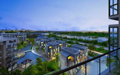 Bất động sản cao cấp phía Tây Hà Nội đang còn bỏ ngỏ