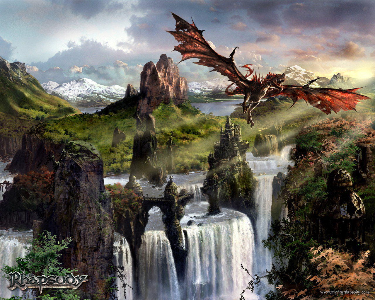Cool Wallpaper Mountain Dragon - fantasy-dragon-wallpaper-1  HD_727755.jpeg