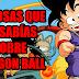 100 Cosas que no sabías sobre Dragon Ball (1ra parte)