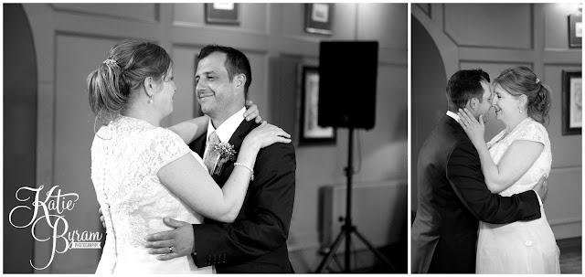 first dance, ellingham hall, ellingham hall wedding, northumberland wedding photographer, newcastle wedding photographer, ceremony signs, paper pom poms, quirky wedding photography, katie byram photography, diy wedding