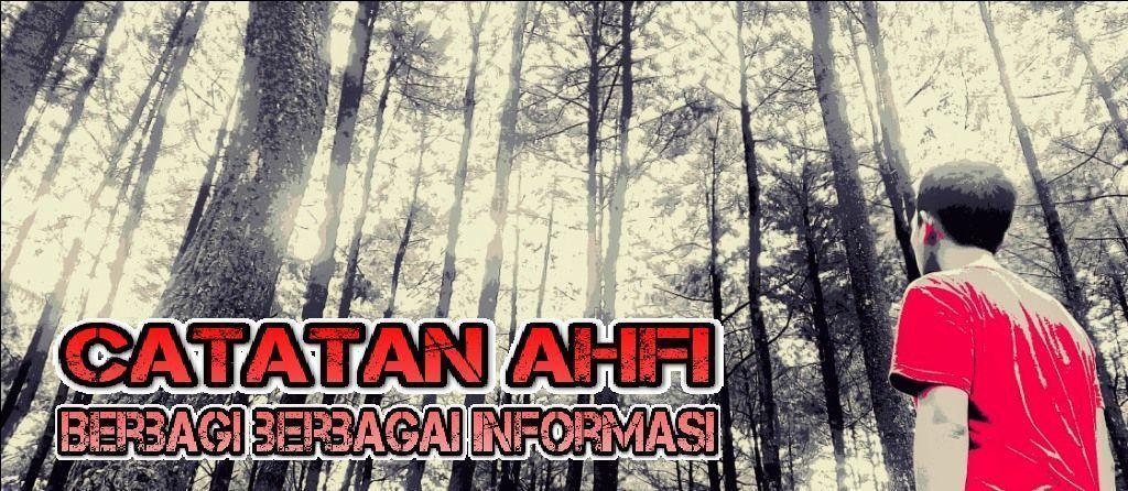 Catatan AHFI