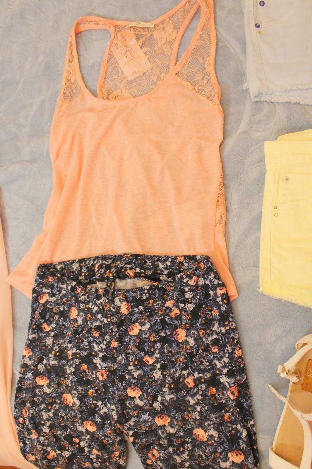 roupa de verão