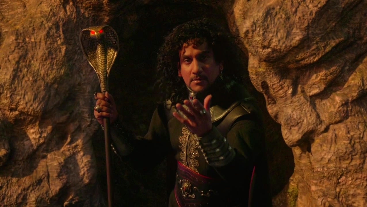Naveen Andrews Once Upon a Time in Wonderland