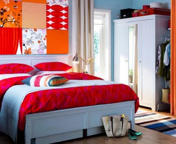 Ejemplos de dise o de dormitorios por ikea decorar tu - Dormitorios de ikea ...