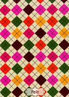 Jual Selimut Rosanna Vito Soft Blanket Polo
