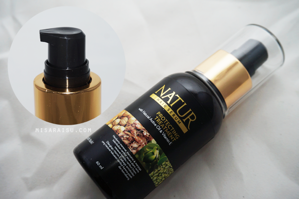 natur hair serum gondowangi