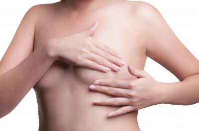 Palpación de senos