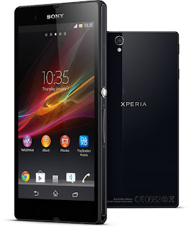 Sony XPeria Z Harga Spesifikasi