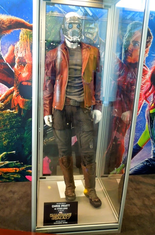 Original Chris Pratt Guardians of the Galaxy Star-Lord costume