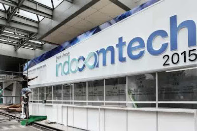 Pameran Indocomtech 2015