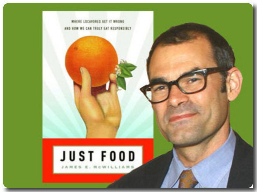 ARZone Podcast 57: James McWilliams - Eating Plants - Animal Rights Zone