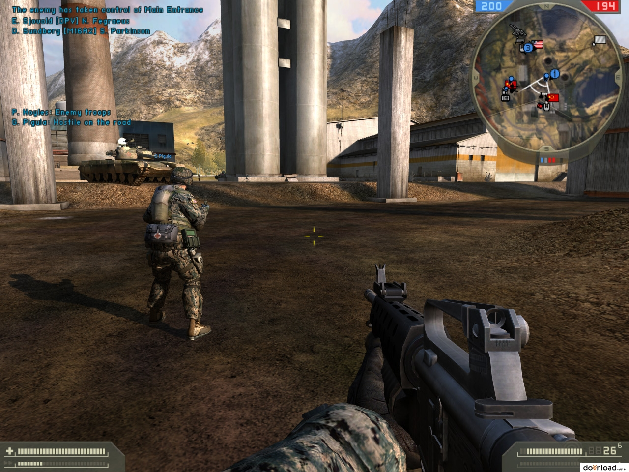BattleField 2 PC Game Free Download Full Version ~ JB BLOG