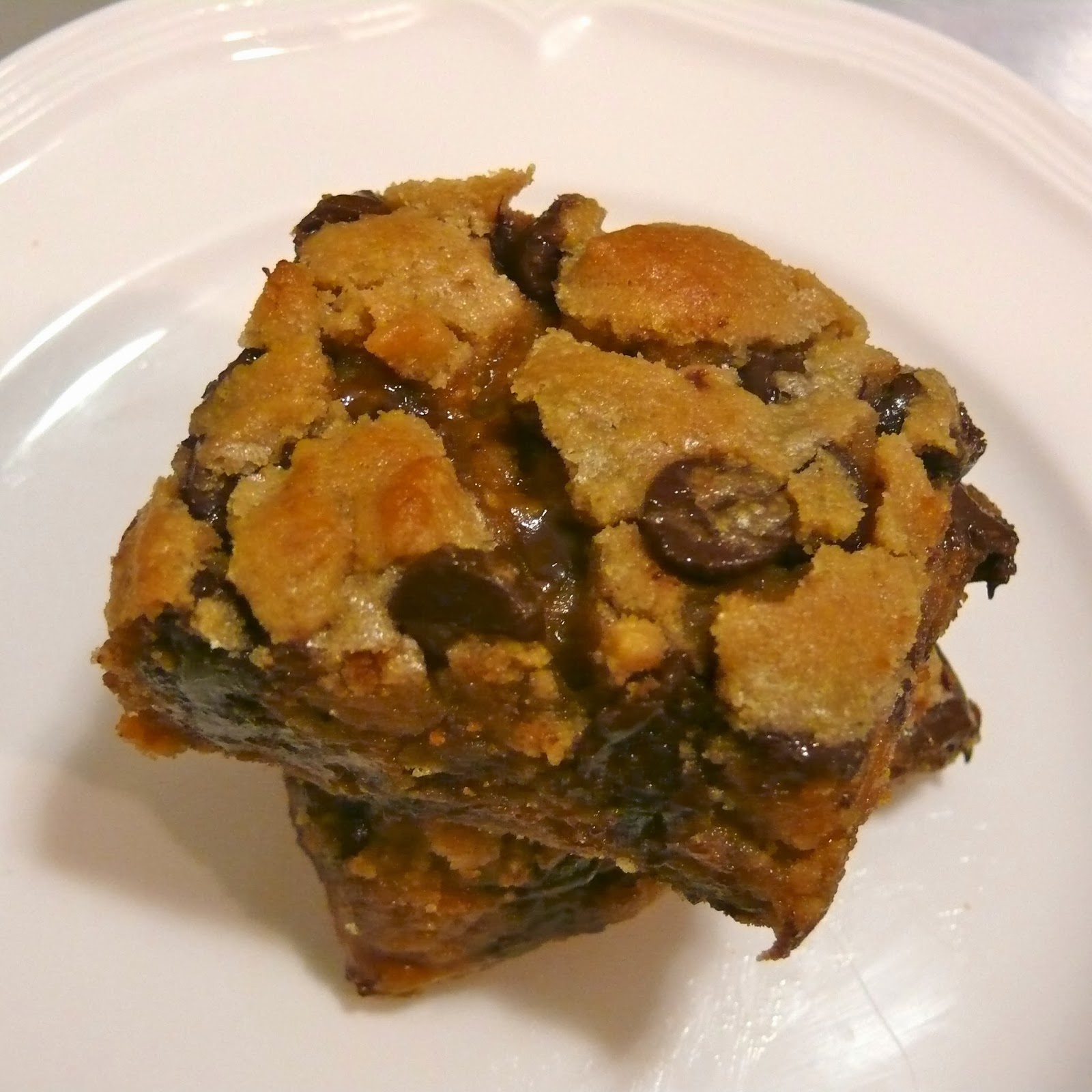 Imperfect & Fabulous: Peanut Butter Chocolate Chip ...