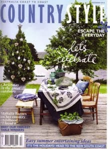 as seen in country style mag