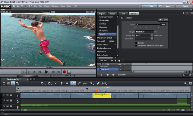 Software video editing recensioni