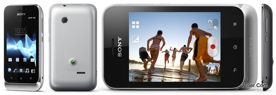 Sony Xperia tipo dual ST21i2 ST21a2 two sim card